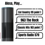 Listen to the Radio Using Alexa