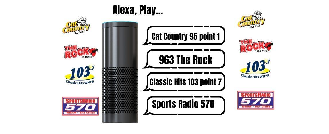 Listen to the Radio Using Alexa