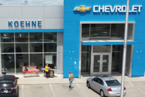 Wiener Wednesday @ Koehne Chevrolet