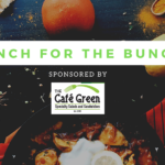 Lunch for the Bunch with The Cafe Green