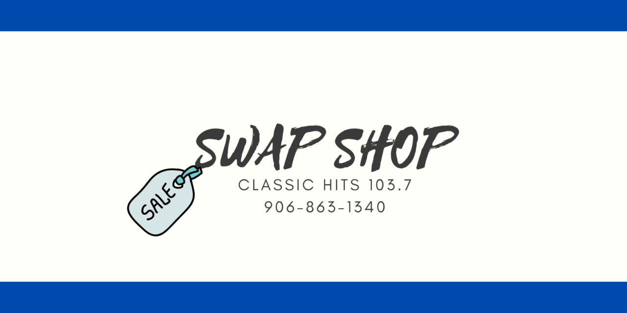 Swap Shop- July 15, 2020