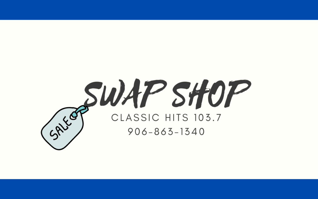Swap Shop Tuesday May 18th, 2021