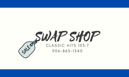 Swap Shop July 31st, 2020
