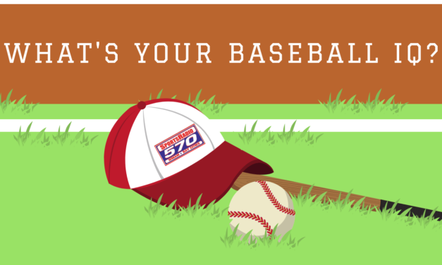 Home Run or Strike Out?  What's Your Baseball IQ?