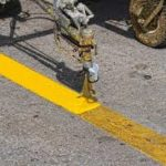 Line Striping Planned for Next Week in Marinette