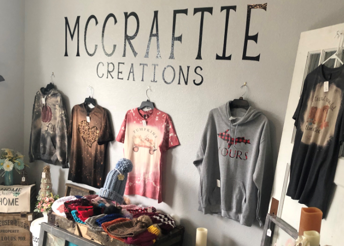 McCraftie Creations in Menominee