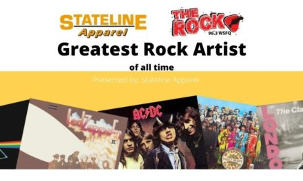 Greatest Rock Artists of All-Time!