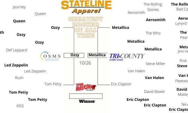 Ozzy vs Metallica