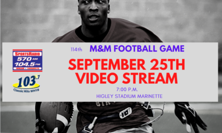 M&M FOOTBALL GAME LIVE STREAM