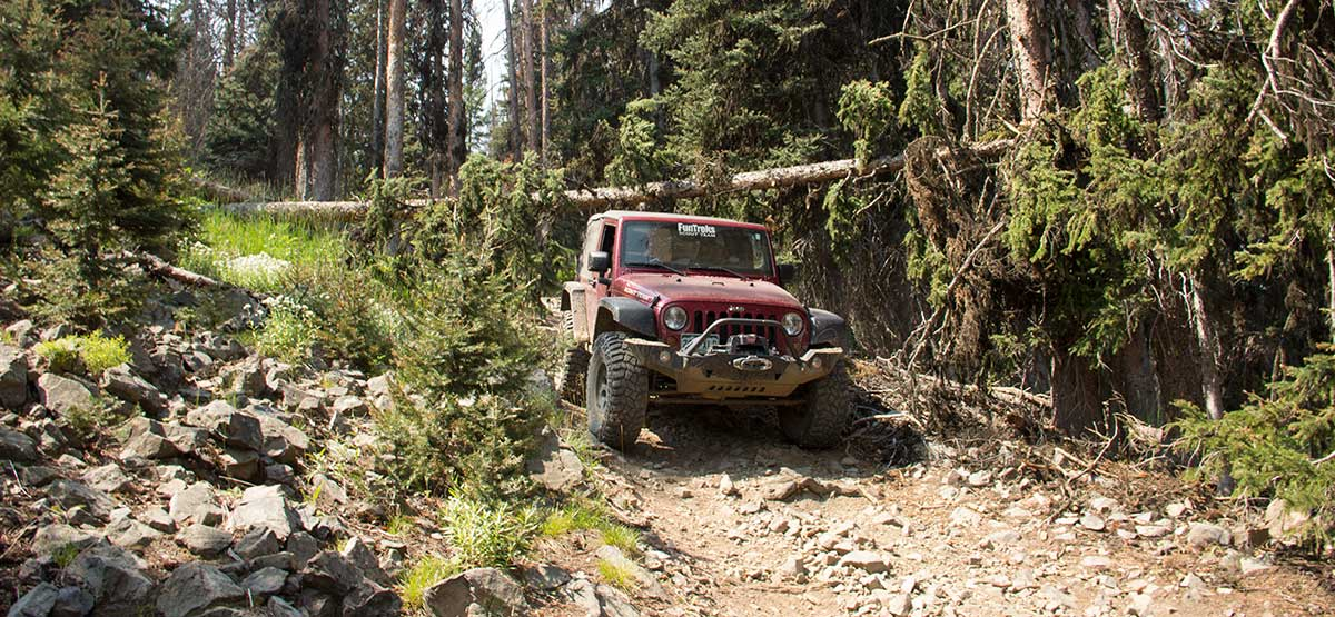 OHV Trail Plans Scrapped