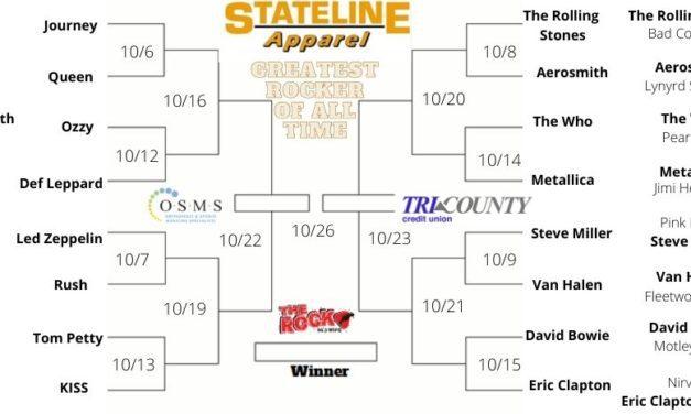 The WHO vs Metallica