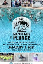 Changes Made, but Da Yooper Plunge Lives On