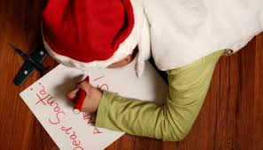 Menominee, Marinette Recreation Departments Help See That Santa Gets Letters from Local Kids