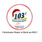 CHRISTMAS MUSIC IS BACK ON 103.7