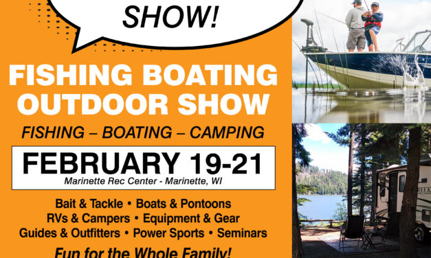 Win Free Tickets! Boating Fishing Outdoor Show Feb 19-21st