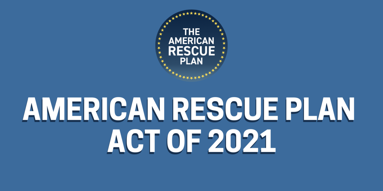 Marinette County receives over three-million dollars from the American Rescue Plan