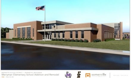 A Groundbreaking Ceremony is set for the Marinette School District!