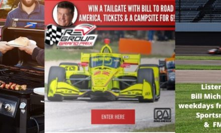 Tailgate with Bill at Road America