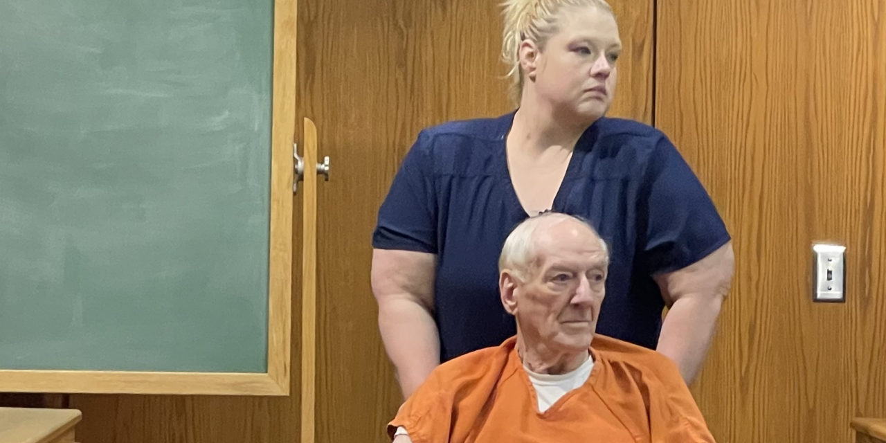 Judge Morrison denies a key motion in a 45-year-old Marinette County double murder case.