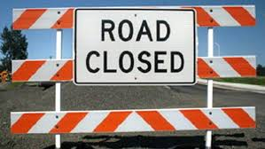 Street Closures to begin today in the City of Marinette.