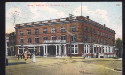 Marinette City Council denies Historic Preservation Committee's proposal…