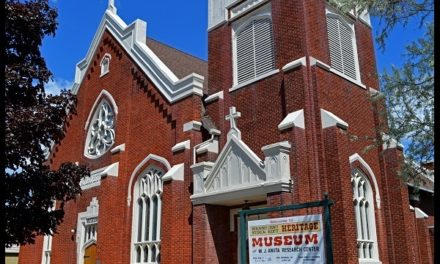 A local museum opens its doors for the summer.