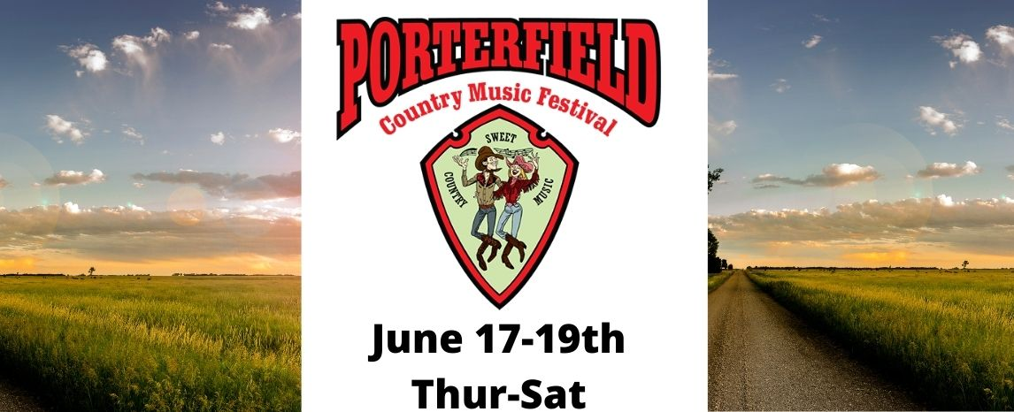 Win Tickets to Porterfield Country Music Festival