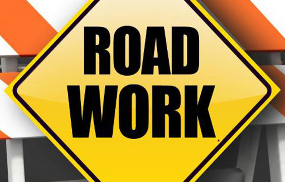 Concrete removal and replacement in Menominee will cause lane closures.