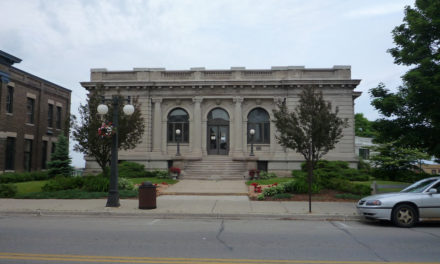 A 1.9-million-dollar donation to Spies Public Library could be managed by a local foundation.