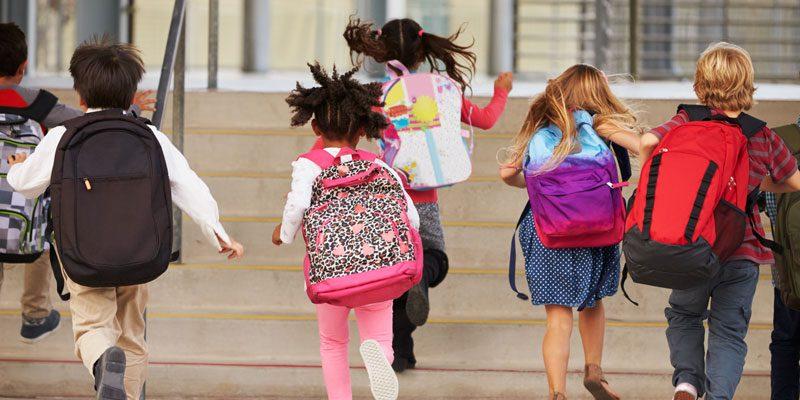 Menominee Police Department is giving away backpacks to children
