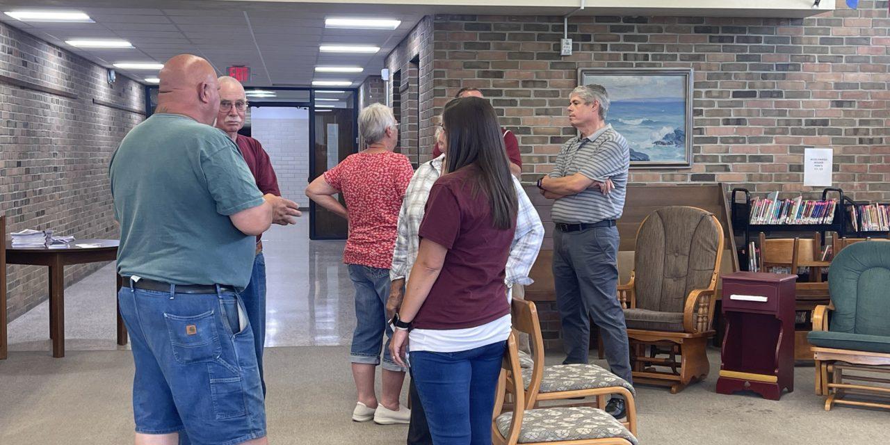 Menominee Public Schools Referendum Open House a Success