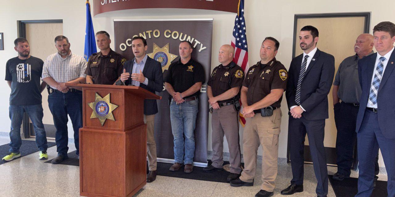 Local legislators gather to discuss the impact of the border crisis in Northeast, Wisconsin