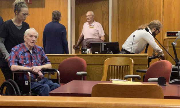 A verdict has been decided in the double murder trial of 84-year-old Raymand Vanneuwenhoven