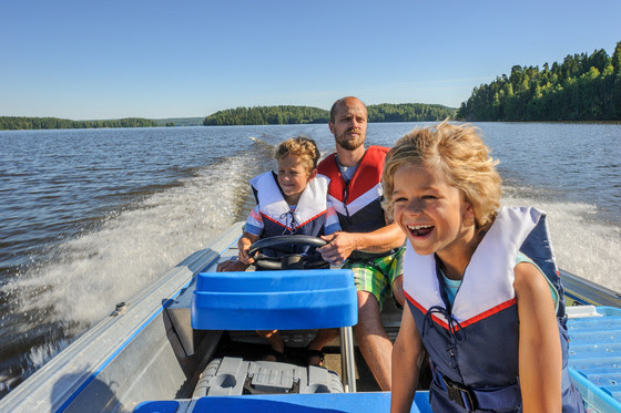 DNR Wardens Join Local Boat Patrols For Operation Dry Water.