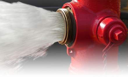 Fire Hydrant Flushing in the City of Menominee…
