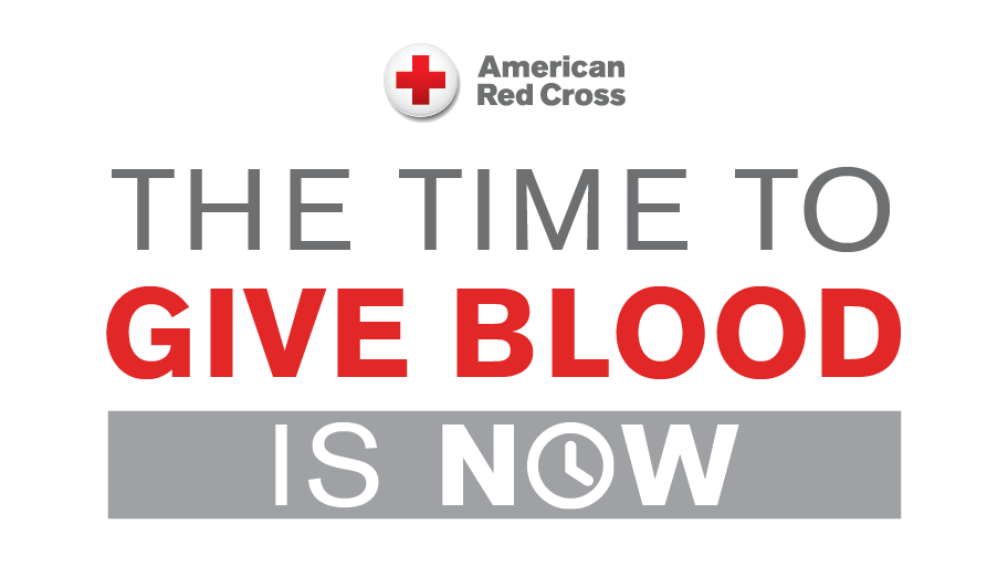 Blood shortage continues…Red Cross needs donors now!