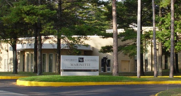 Exciting things are happening at the UW-GB Marinette campus