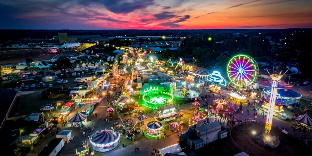 The U.P. State Fair begins today and there is a lot to enjoy