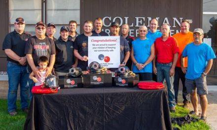 WPS Foundation awards $50,000 to first responders through Rewarding Responders Grant
