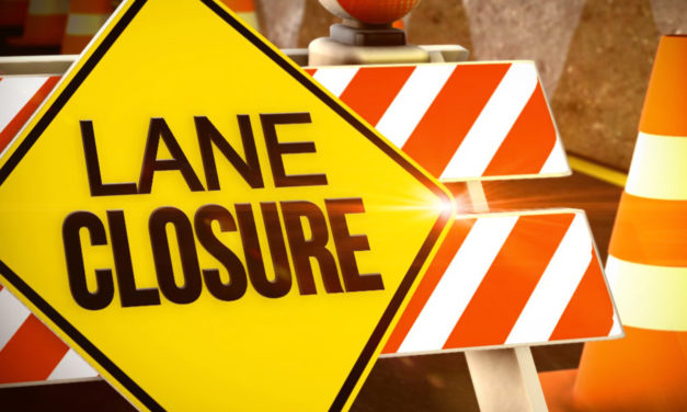City of Menominee Lane Closures to begin Wednesday, August 11th