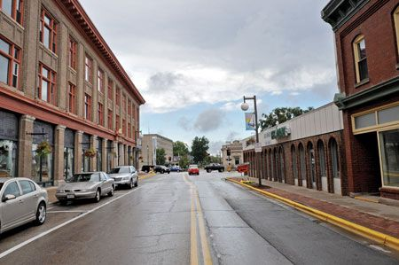 City of Marinette Downtown Main Street designs are on hold until businesses can weigh in