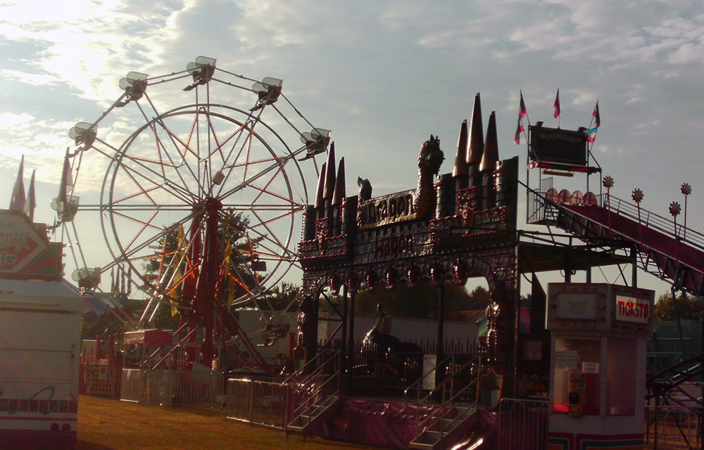 Get ready…the Marinette County Fair begins today!