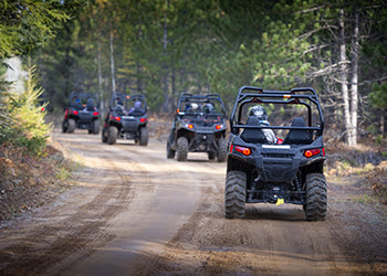 Test off-road trails in Michigan during Free ORV Weekend Aug. 21-22