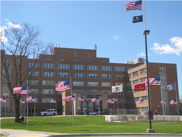 Iron Mountain VA wins National Best in Overall Experience Award