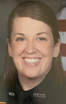 Woman charged in shooting of Oconto Falls Police Officer committed for six months