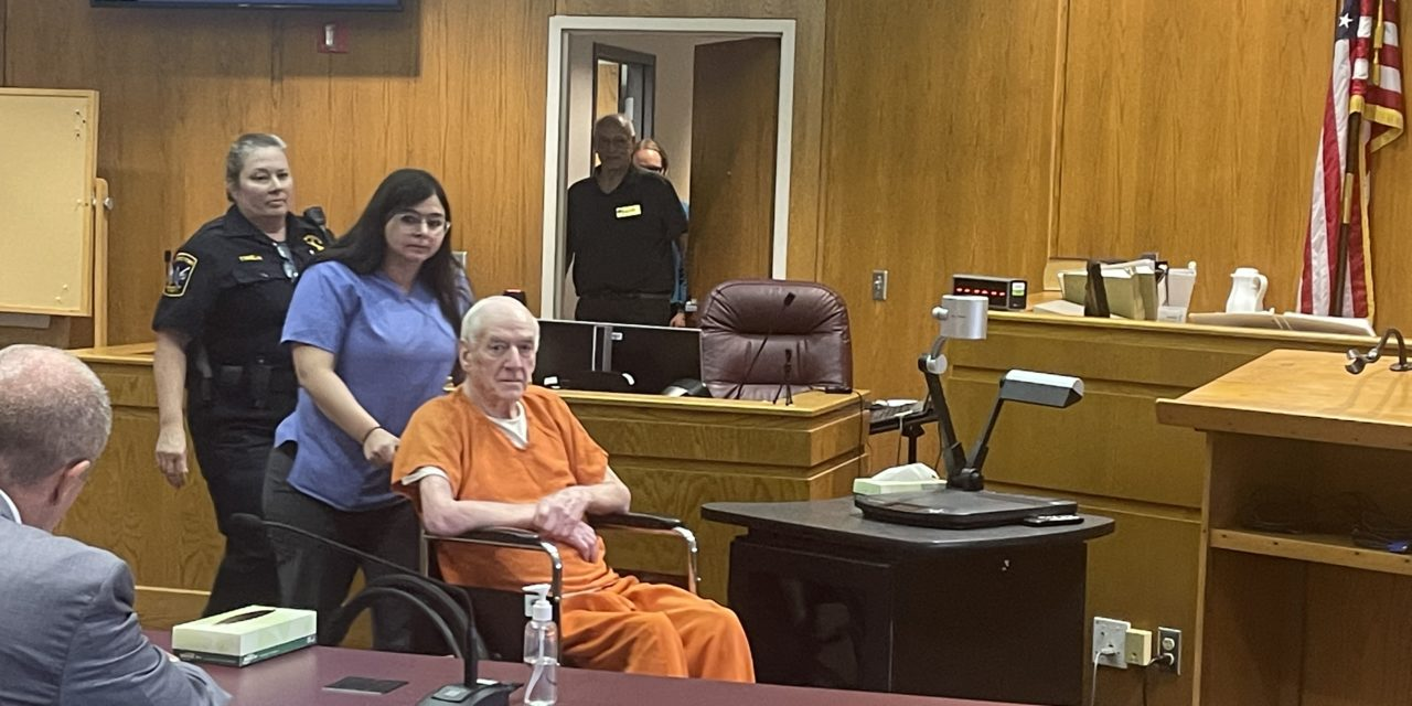 1976 McClintock double homicide is sentenced in Marinette County Court