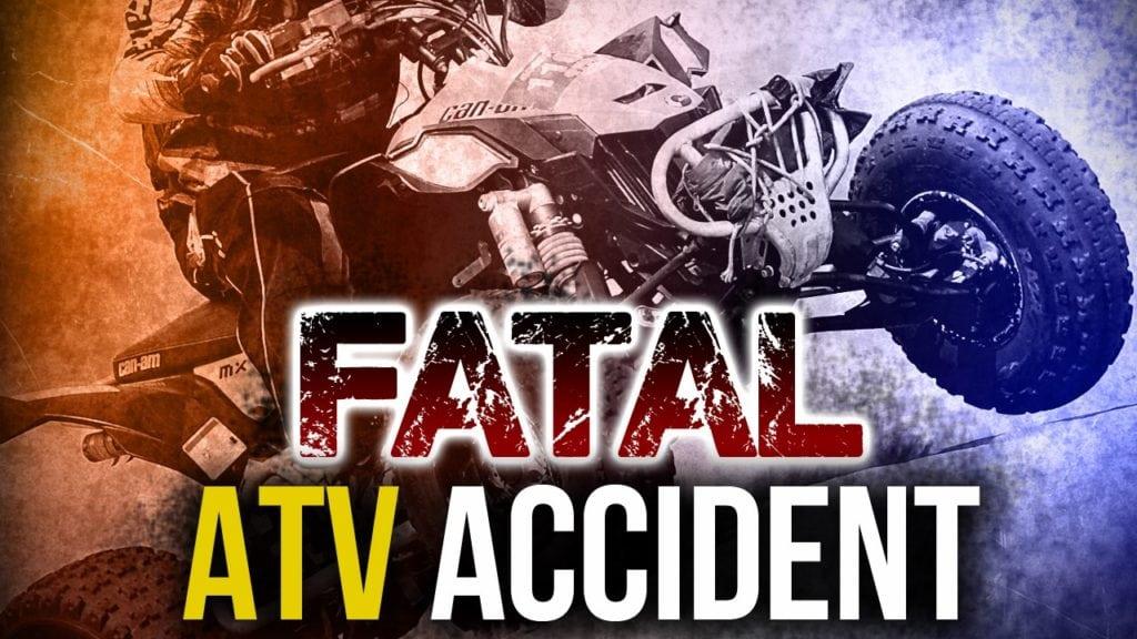 Neenah man dies in ATV versus Dump Truck accident