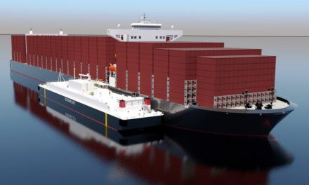 Fincantieri Bay Shipbuilding Partners with Crowley on LNG Barge