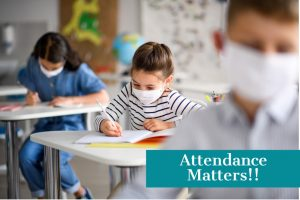 Menominee School District still under the percentile for COVID related absences