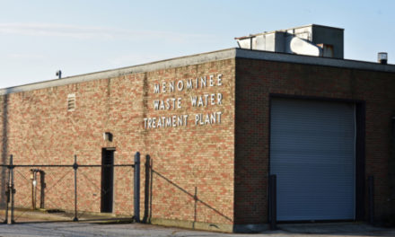 City of Menominee Water and Wastewater receive a glowing inspection despite aging equipment